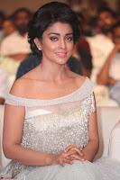 Shriya Saran in Stunning White Off Shoulder Gown at Nakshatram music launch ~  Exclusive (104).JPG