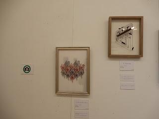 「紙で奏でるサイエンス」展示風景
