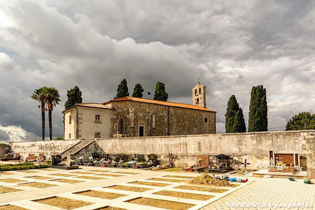 Božje Polje crkva sv.Marije