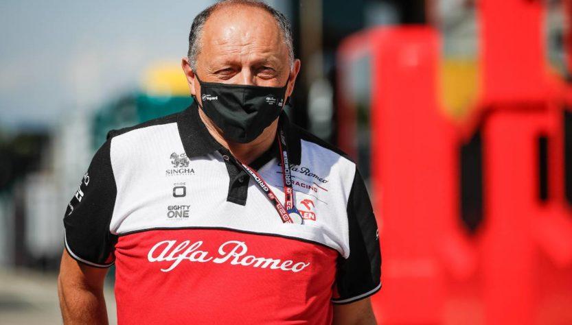 Vasseur 'O problema é o kart, não a Fórmula 1'