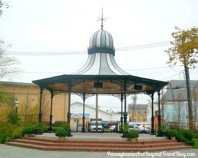 Rotary Park in Cape May New Jersey - Victorian Bandstand