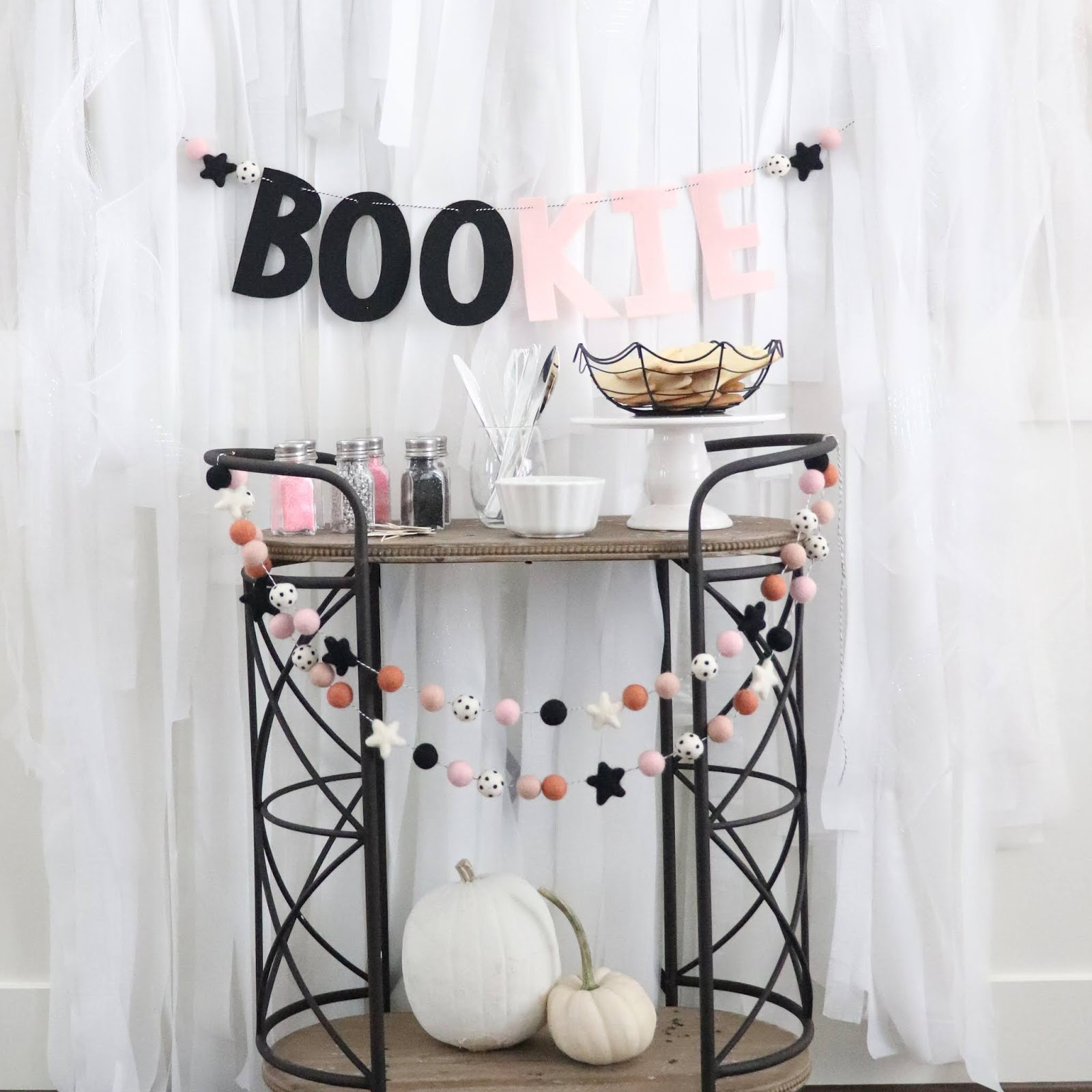 BOOKie halloween party