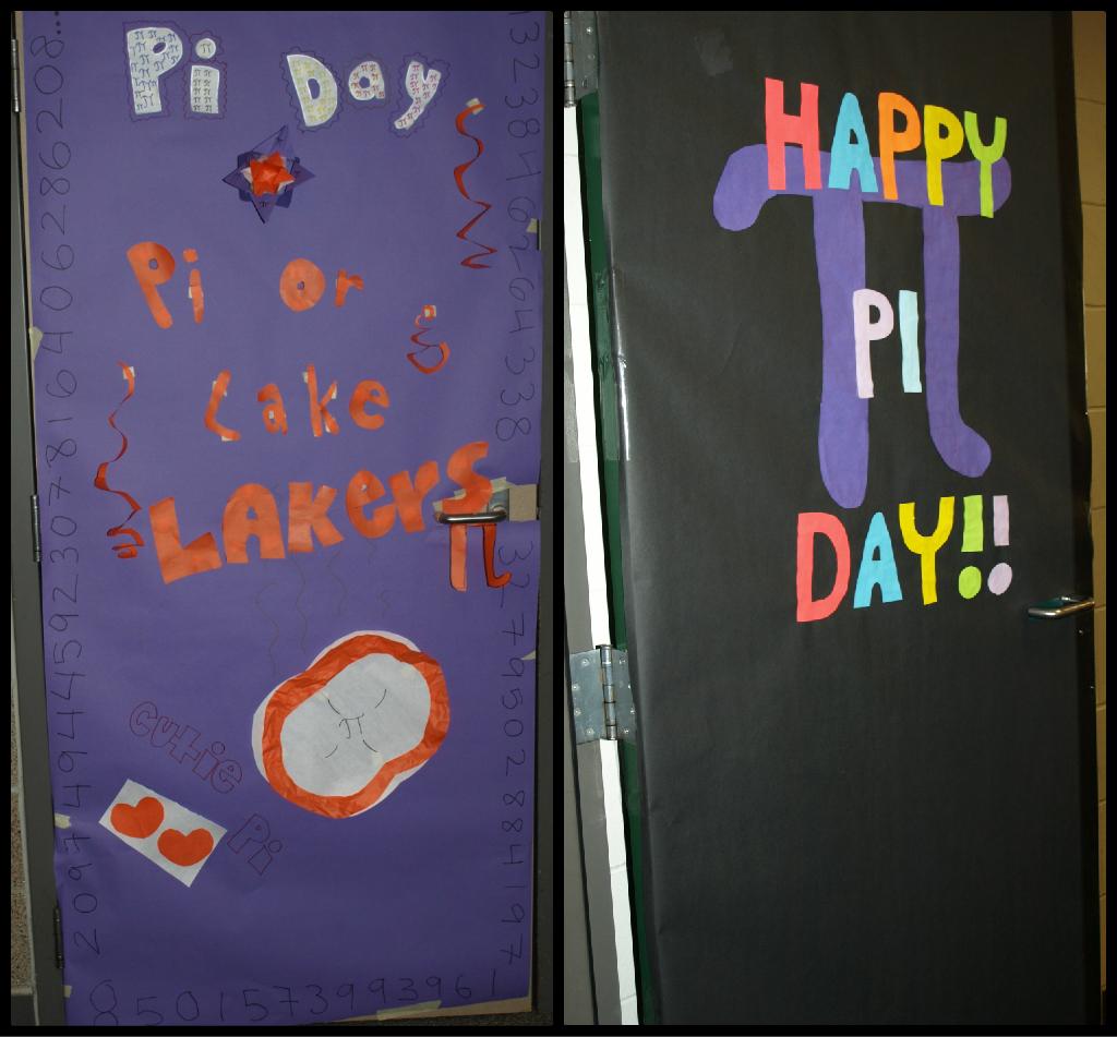 IN MOTION: Pi Day!