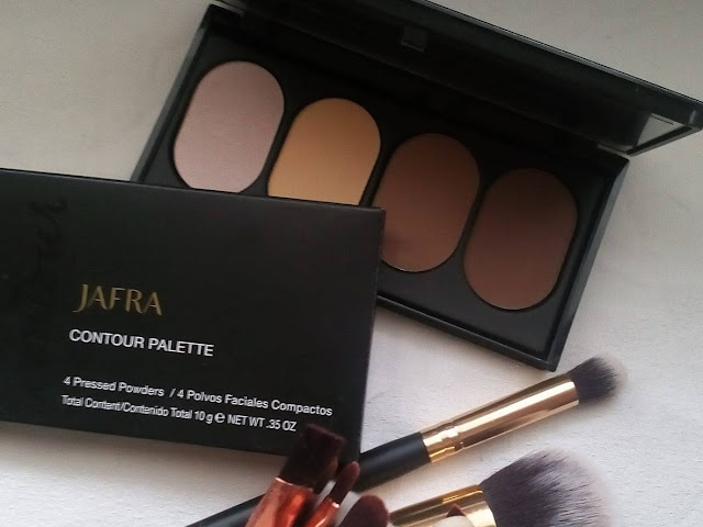 Paleta do konturowania - Jafra Beauty