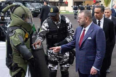 هكذا نجحت المملكة المغربية تحت قيادة الملك محمد السادس نصره الله في اقتلاع جذور الإرهاب ومحاصرة الفكر المتطرف