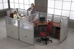 open concept cubicles