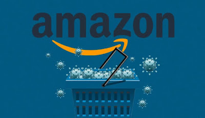 Amazon uses fast technology to discover Corona