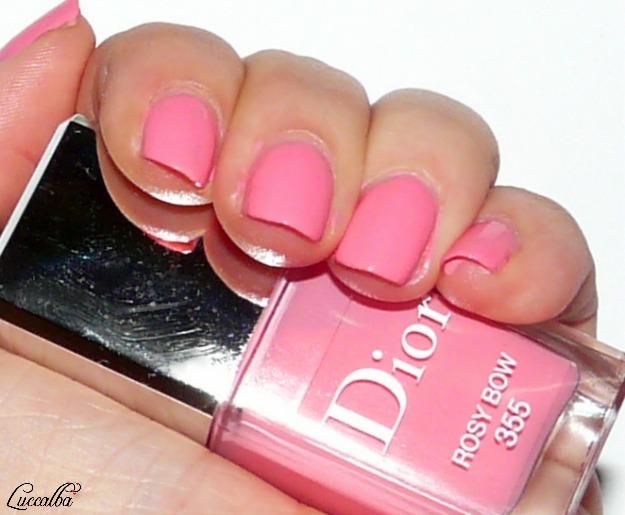 rosy bow puesto