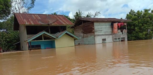 Sejak Awal Januari 2020, Indonesia Alami Bencana Lebih Dari 2 Ribu Kali