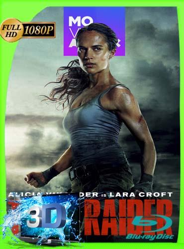 Tomb Raider: Las Aventuras de Lara Croft (2018) 3D SBS1080pLatino [GoogleDrive]