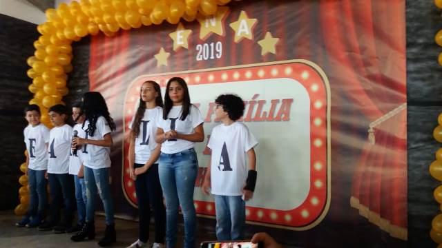 Escola Nelson Aguiar realiza projeto que integra família e escola, em Ibicoara