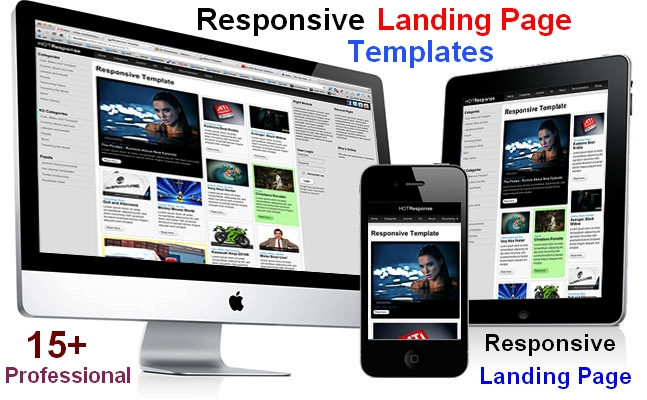 Download Landing Page Templates
