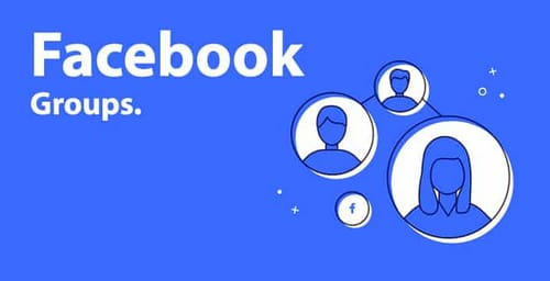 Facebook helps with group interaction