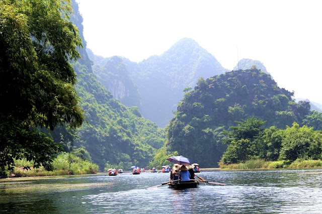 The rivers highlight Vietnam's tourism 2