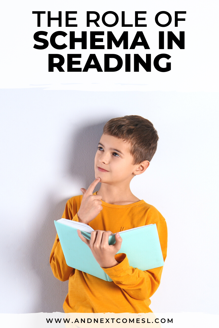 Schema in reading comprehension: the role of using prior knowledge or how background knowledge affects reading comprehension