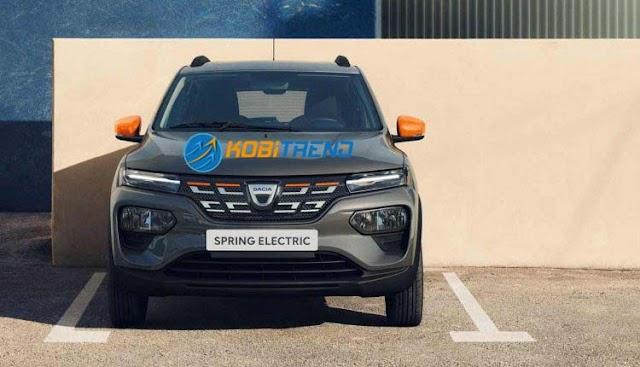 Dünyanın En Uygun Fiyatlı Elektrikli Otomobili Dacia Spring Electric Tanıtıldı
