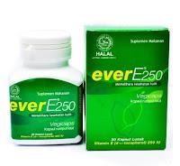 KiozOrenz Ever E isi 30 Softgel Konimex Vitamin E Kesuburan Kandungan Ever E-250 Rumput Laut 100gr