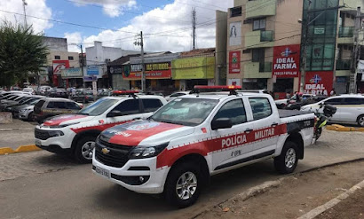 Polícia Militar prende em Guarabira suspeito de embriaguez e desordem, desobediência e resistência