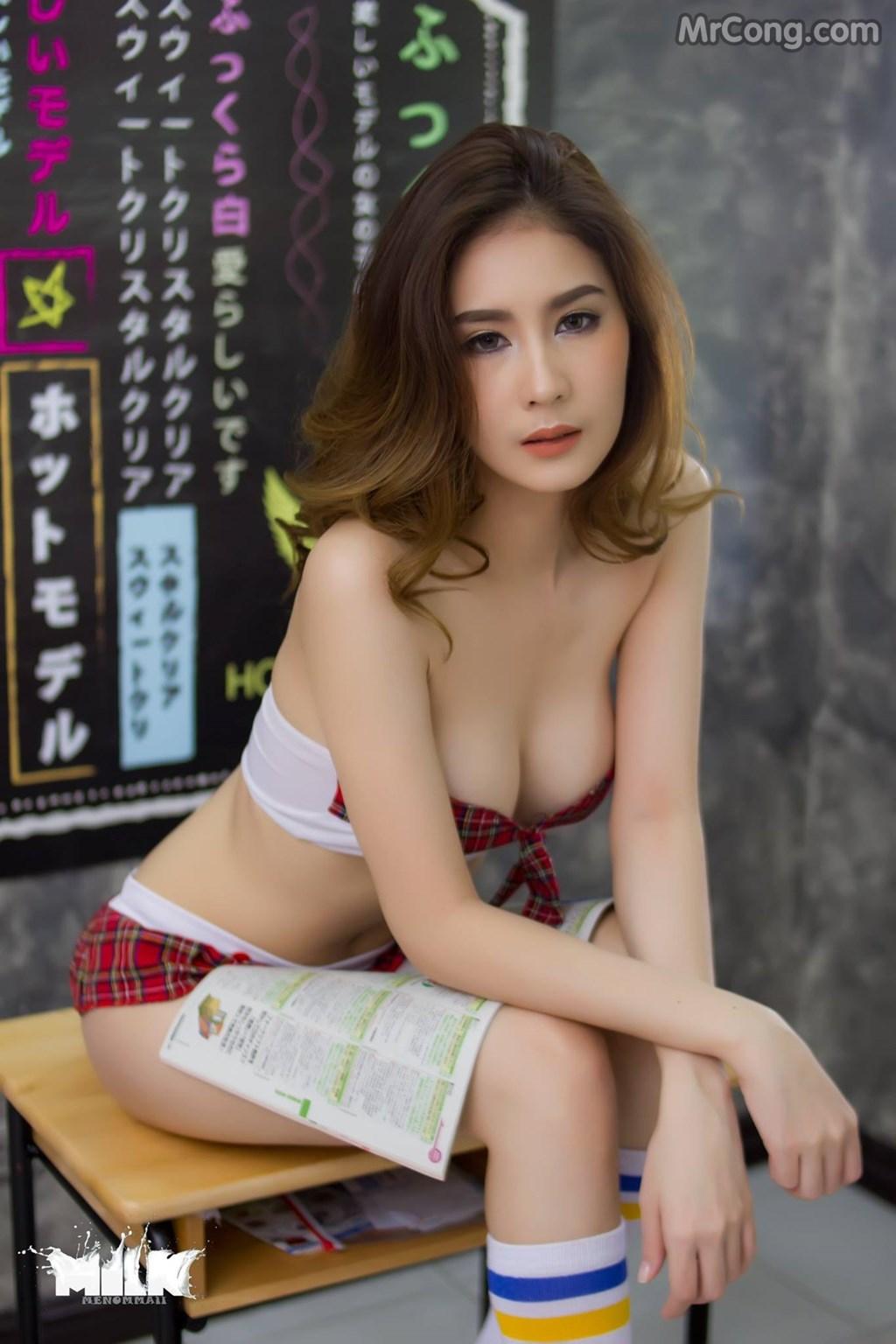 Image Nguoi-mau-Thai-Lan-Thanyarat-Rodpol-MrCong.com-010 in post Người đẹp Thanyarat Rodpol thả rông vòng một mê hoặc mọi ánh mắt (34 ảnh)