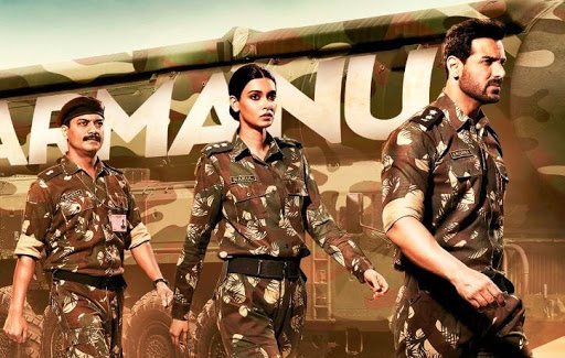Parmanu: The Story of Pokhran - Best Patriotic Bollywood Movies of all Time