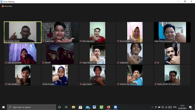 "Kuliah Tamu Mahasiswa KPI IPMAFA ""Merangkai Realita dalam Reportase"""