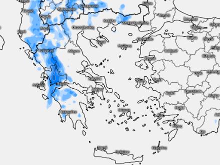 Ο καιρός αύριο στη Θεσσαλονίκη (01/12/2020)