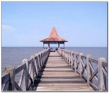 Foto Keren Pantai di Probolinggo