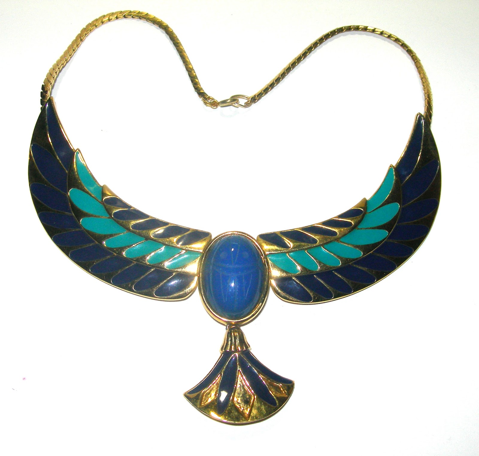 Egyptian Jewelry - Male Models Picture