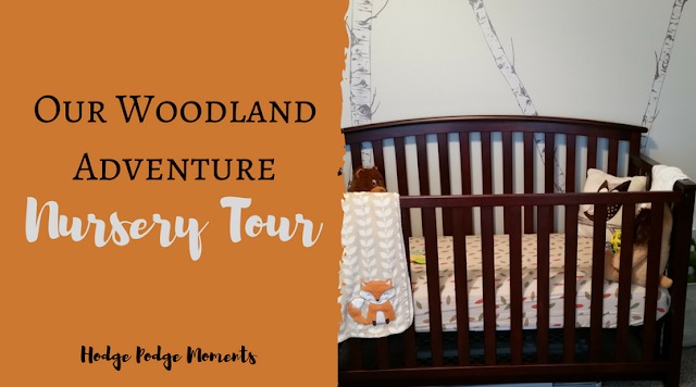 Our Woodland Adventure Nursery Tour