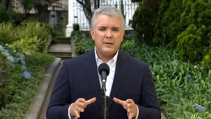 Colombia:Duque envía funcionarios del Gobierno nacional para restablecimiento del orden público en Popayán
