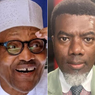 """I Do Not Wish You A Happy Birthday"" - Reno Omokiri Tells Buhari"