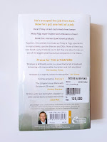 Back Cover The Litigators (John Grisham)