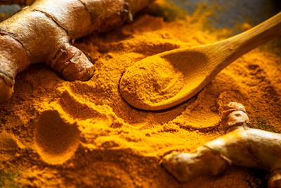 Turmeric Powder For Blackheads