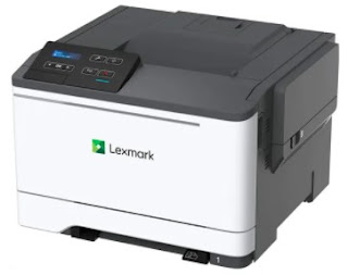 Imprimante Pilotes Lexmark C2325dw Télécharger