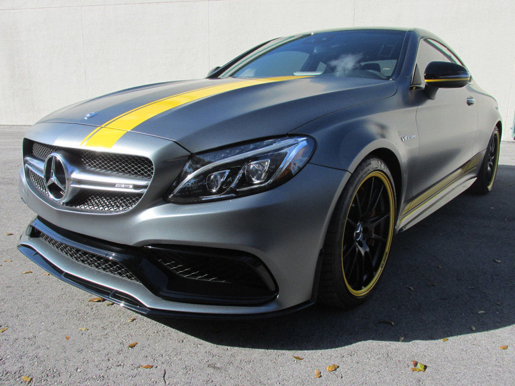 2017 mercedes amg c63 s w205 coupe benztuning. Black Bedroom Furniture Sets. Home Design Ideas