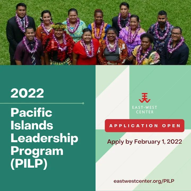Pacific Islands Leaderships Fellowship Program