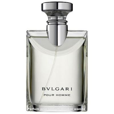 Parfum bvlgari pour home merupakan parfum pria terbaik