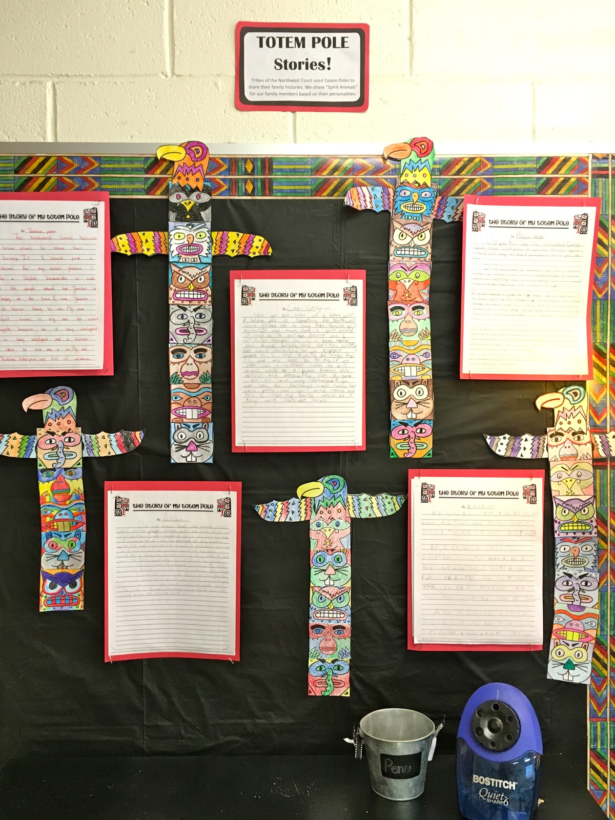 The Art Of Learning Native American Writing Activities