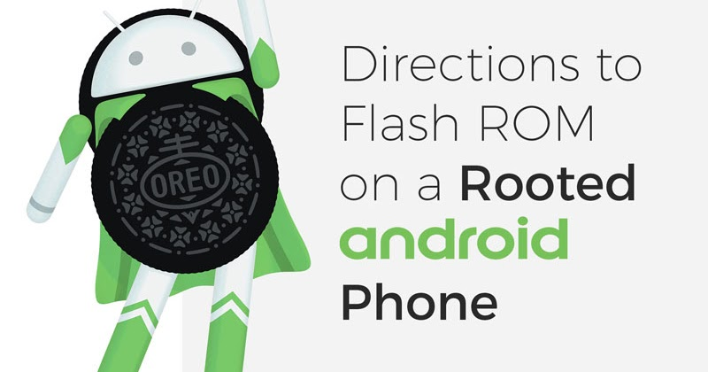 Directions To Flash ROM On A Rooted Android Phone | GUI Tricks - In