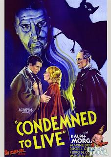 Condemned to live se edita el próximo 2 de diciembre en nuestro país.