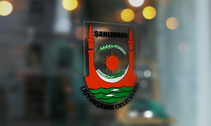 Şanlıurfa Büyükşehir Belediyesi Vektörel Logosu