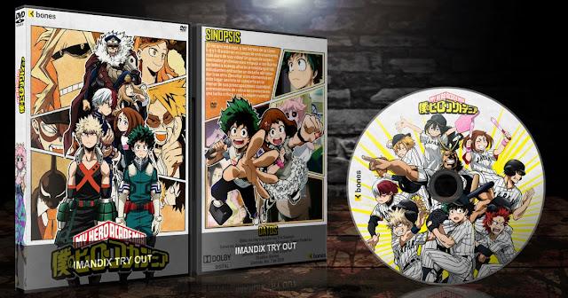 Boku no Hero Academia 3rd Season | Cover DVD |