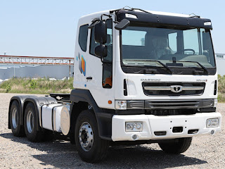 đầu kéo Tata Daewoo