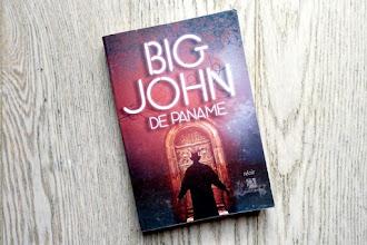 Lundi Librairie : Big John de Paname