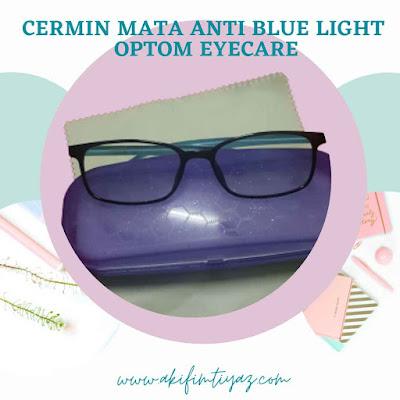 Kedai cermin mata kanak kanak, Optom Bangi, cermin mata anti blue light jaga mata anak, cermin mata kanak kanak anti blue light, blue light bahaya