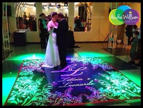 andre william, adesivo de pista de dança, casamento, pista de dança, 15 anos, debutante, festa, andré william, casamento em brasilia