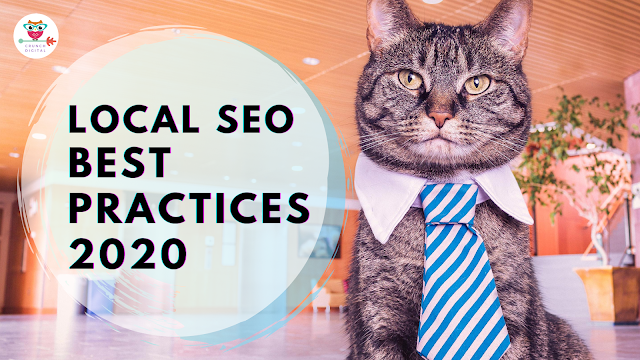 Local SEO Best Practices 2020