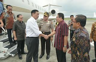 <b>Menko Maritim Instruksikan Penataan dan Peluasan Terminal BIL</b>