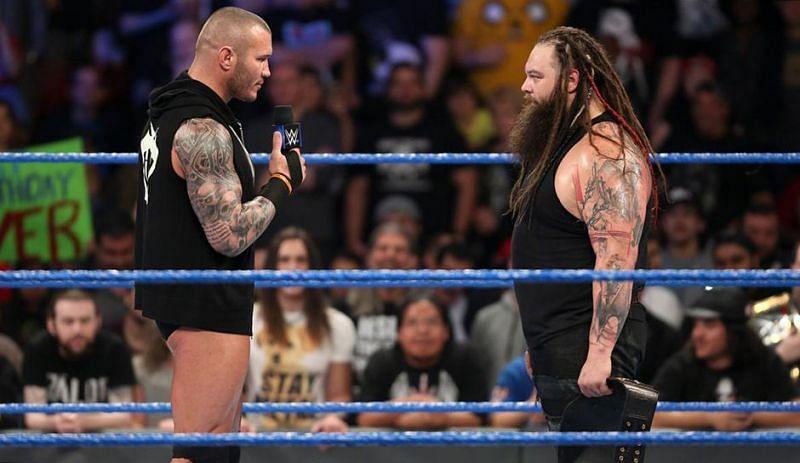 Quatro combates que deverão acontecer no WWE TLC