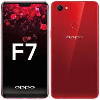 Spesifikasi dan Harga Oppo F7 Terbaru 2019